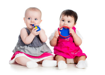infants chewing toys